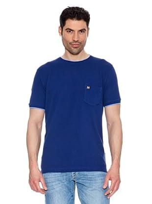Pedro del Hierro Camiseta Piqué (Azul)