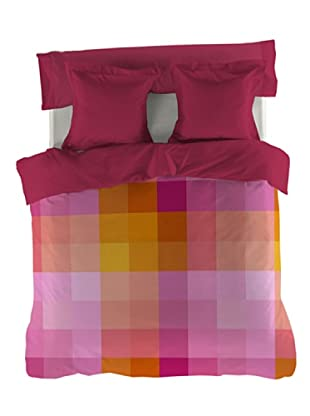 Reig Marti Funda Nórdica Eman (Multicolor Rosa)