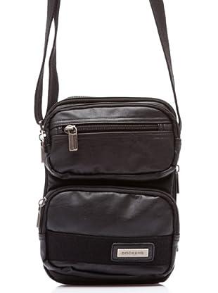 Dockers Bags Bandolera Mix Combi (Negro)
