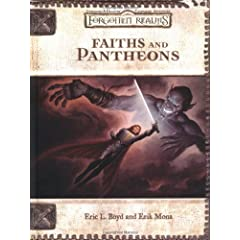Faiths and Pantheons: Forgotten Realms Supplement