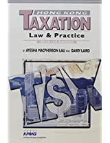Hong Kong Taxation: Law & Practice, 2012-13