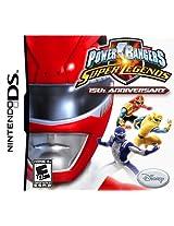 Power Rangers Super Legends - Nintendo DS