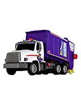 "Dickie Toys 13"" Air Pump Action Garbage Truck Vehicle"