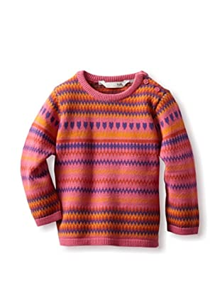 Losan Baby Colors Sweater (Dark Pink)