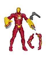 Marvel Iron Man 3 Assemblers Crosscut Iron Man Figure