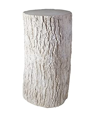 Phillips Collection Log Pedestal, Stone