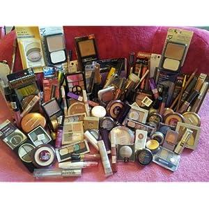 Rimmel 10 Pieces Makeup Lot