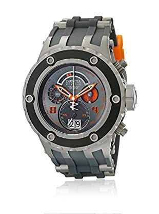 Invicta Watch Reloj con movimiento cuarzo suizo Man 16255 52 mm