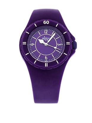 al&co Reloj Silicon Space Violeta