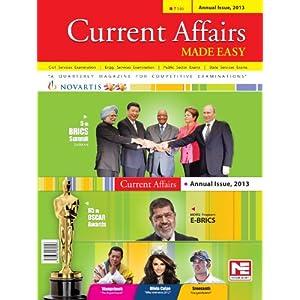 Current Affairs: Annual Issue Magazine