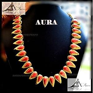 AUrA-EArTH Alakananda Necklace