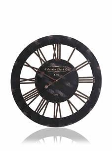 Cooper Classics Elko Clock