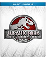 Jurassic Park Collection (Jurassic Park, The Lost World: Jurassic Park, Jurassic Park III) (Blu-ray with DIGITAL HD)