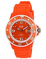 Ice-Watch Analog Orange Dial Unisex Watch - SUN.NOE.U.S.13