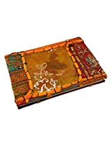 R S Jewels Handmade Paper Patchwork Diary Notbook DRY-0219