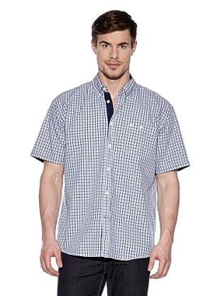 Tom Tailor Camisa Orvieto (Azul marino)
