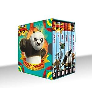 Kung Fu Panda 2: Pocket Library