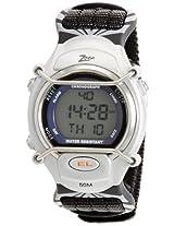 Titan Zoop Digital Grey Dial Children's Watch - C3001PV01