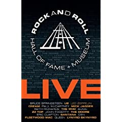 Rock & Roll Hall of Fame Live (3pc) [DVD] [Import] (2009)