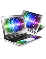 Protective Skin Decal Cover for Samsung Chromebook 11.6 screen XE303C12 Notebook Sticker Skins Music Man