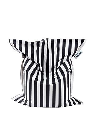 MESANA Sitzsack Outdoorfähig Stripe