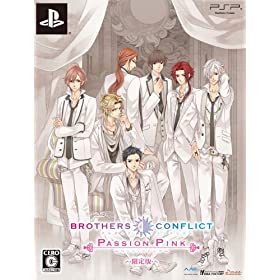 BROTHERS CONFLICT Passion Pink()