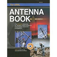 【クリックで詳細表示】The ARRL Antenna Book: The Ultimate Reference for Amateur Radio Antennas, Transmission Lines And Propagation [ペーパーバック]