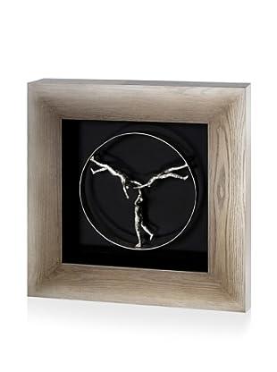 Mercana Cato Shadow Box, Black/Silver