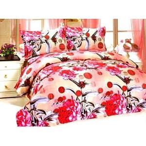 Designer Double Bed Sheet -1419