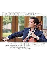 Prokofiev:Sinfonia Concert. [Zuill Bailey] [Steinway &Sons: STNS30057]
