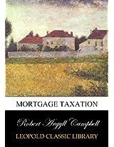 Mortgage taxation