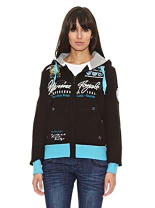 Geographical Norway Chaqueta Gelateria (Negro)
