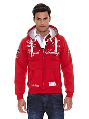Geographical Norway Sudadera Gatwick (Rojo)