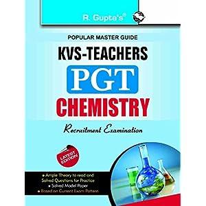 KVS: Teachers (PGT) Chemistry Guide