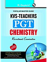 KVS: Teachers (PGT) Chemistry Guide