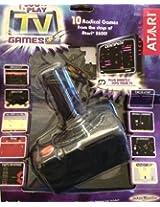 Atari TV Games Video Games System
