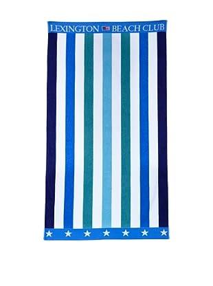 Lexington Company Toalla De Playa Multirayas (Azul)
