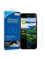 "iPhone 6 Plus Screen Protector, JETech® Premium Tempered Glass Screen Protector for Apple iPhone 6 Plus 5.5"""