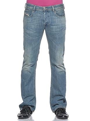 Diesel Pantalón Vaquero Zatiny (Azul Denim)