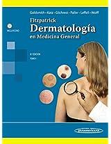 Fitzpatrick Dermatología En Medicina General / Dermatology in General Medicine: 1