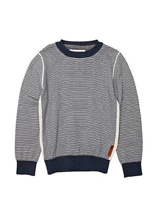 Ben Sherman Jersey True Knit (Azul)