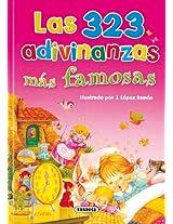 LAS 323 ADIVINANZAS MÁS FAMOSAS (Adivinanzas y Chistes)