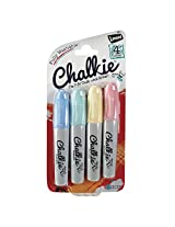 Toysmith Chalkie Chalk Writer (4-Piece)