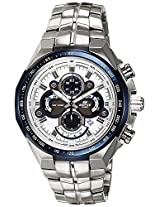Casio Edifice Chronograph Multi-Color Dial Men's Watch - EF-554D-7AVDF (EX006)