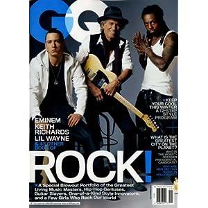 GQ [US] November 2011