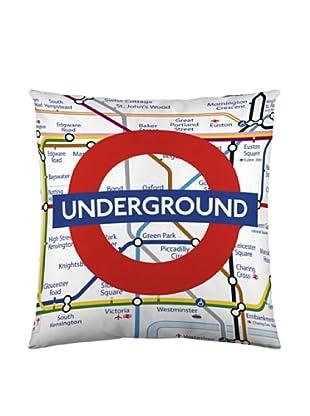 Naturals Funda de Cojín Underground