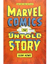 Marvel Comic: The Untold Story