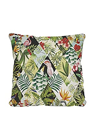 Surdic Kissen Tropical Patchwork