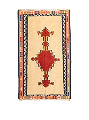 NAVAEI & CO Teppich mehrfarbig 207 x 116 cm