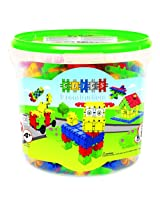 Clics Bucket 175 Pieces